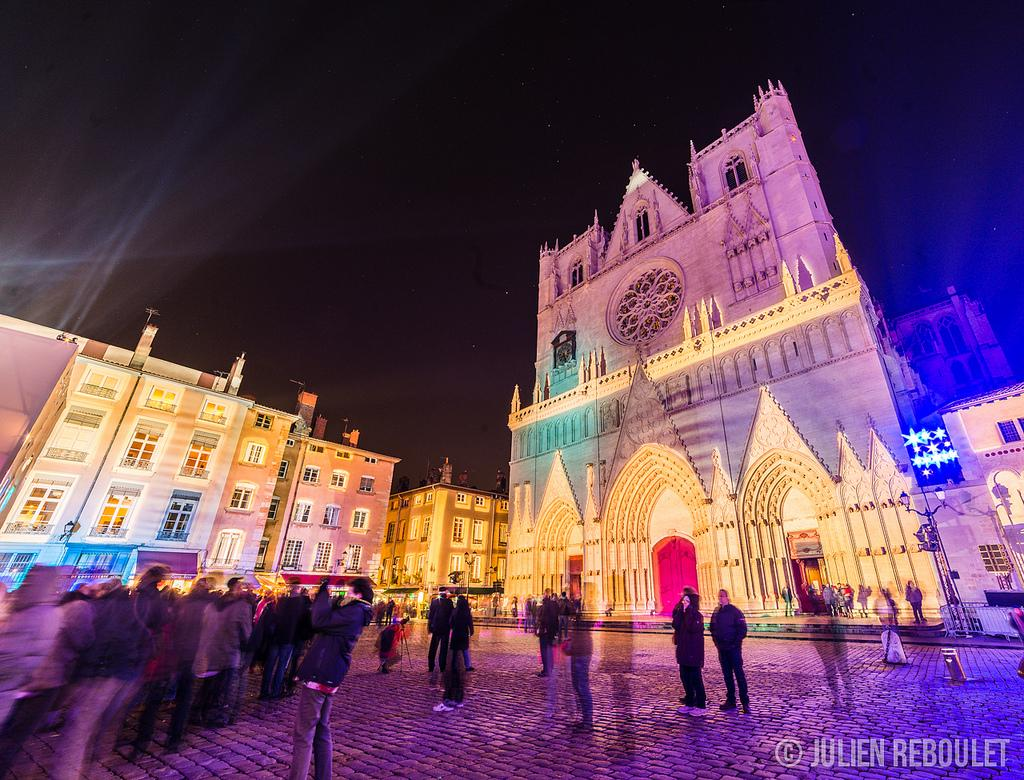 Lyon's annual 'Festival of Lights' kicks off tonight!  Discover the origins of this tradition