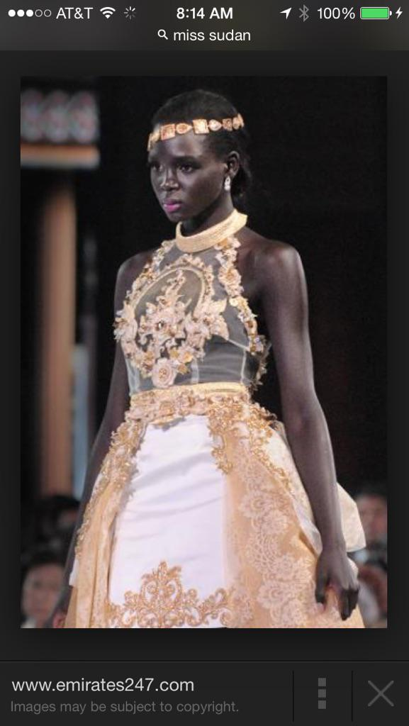 MISS WORLD SOUTH SUDAN! http://t.co/dLIAR6RbgP