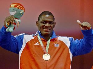 Mijain Lopez Chosen Best Cuban Wrestler in 2014