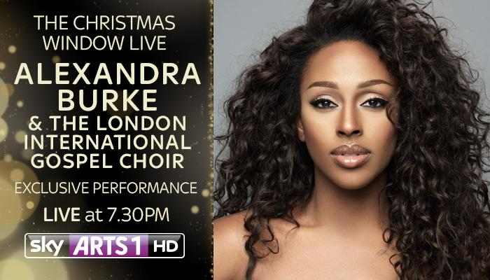 RT @SkyArts: .@alexandramusic has something special planned for you. If you're not feeling festive yet you sure will be http://t.co/HRYqHY3…