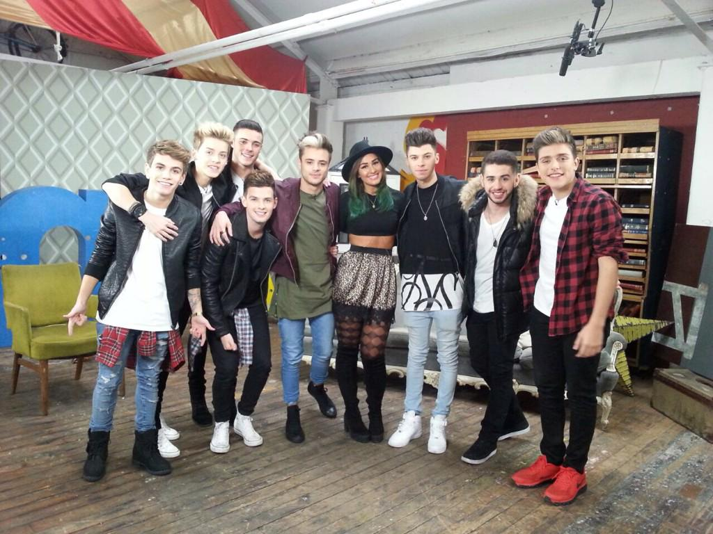 Wicked chat with @StereoKicks today! Our @StefanieFaleo has said it's her best chat of 2014! Big statement! http://t.co/f1iJ5GziMY