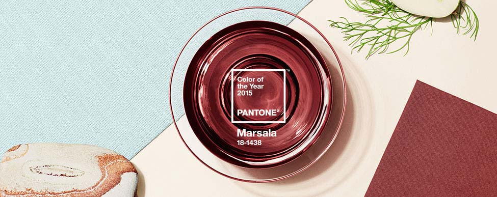 Pantone Color of the Year 2015: Marsala http://t.co/j305klr5d7 http://t.co/LbUhaI8mIn