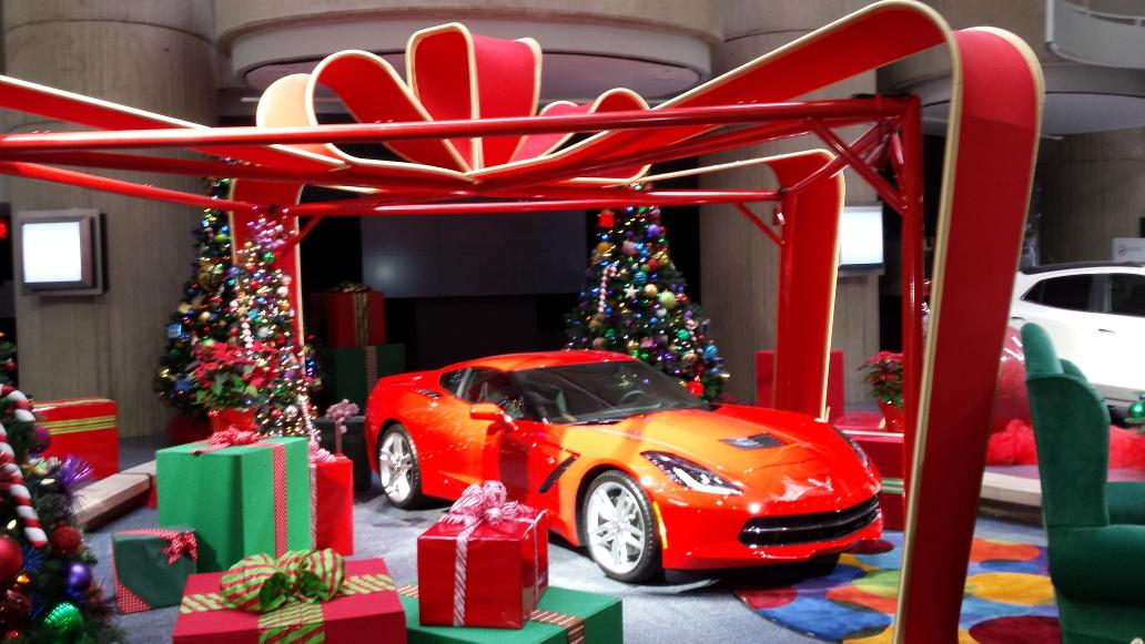 Cherry Christmas. Love, #Chevy http://t.co/psD91PdHxa