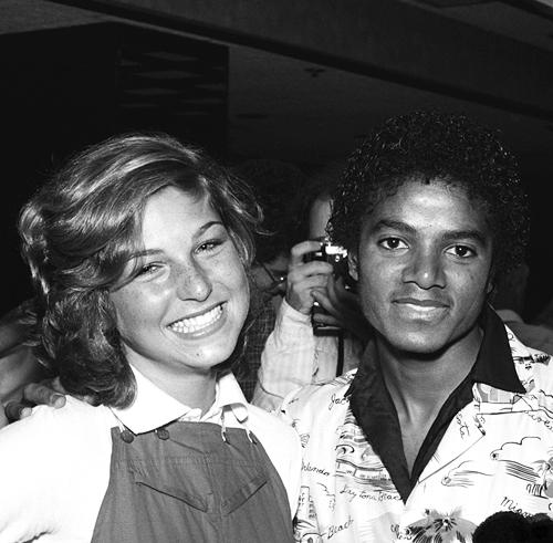 tatum oneal and michael jackson relationship