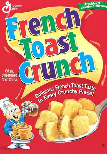 OMG RT @BuzzFeedFood General Mills is resurrecting French Toast Crunch (gone since 2006). http://t.co/s4ed1cyLAQ http://t.co/WKuUsbghyY
