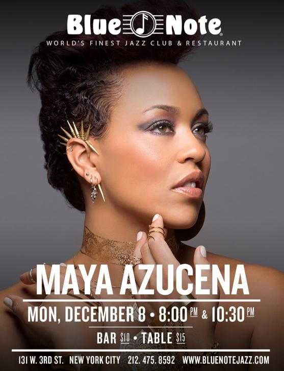 Monday THIS! #live #concert #inspiration @BlueNoteNYC #singer #holiday #NYC #Share 8pm & 1030pm @fusicology http://t.co/9HKmjSXhGJ