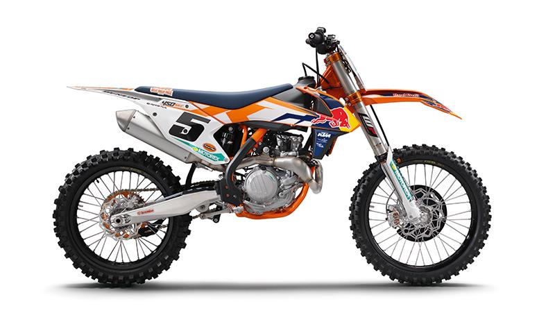 Sore eyes? Then have a look at the work of art that is @RyanDungey's 2015 @redbull KTM 450 http://t.co/q2VdVtkr0L