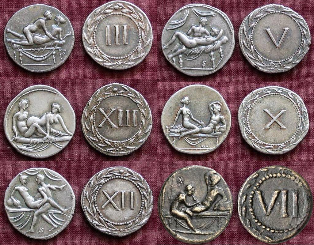 Монеты с проститутками в шилке проститутка