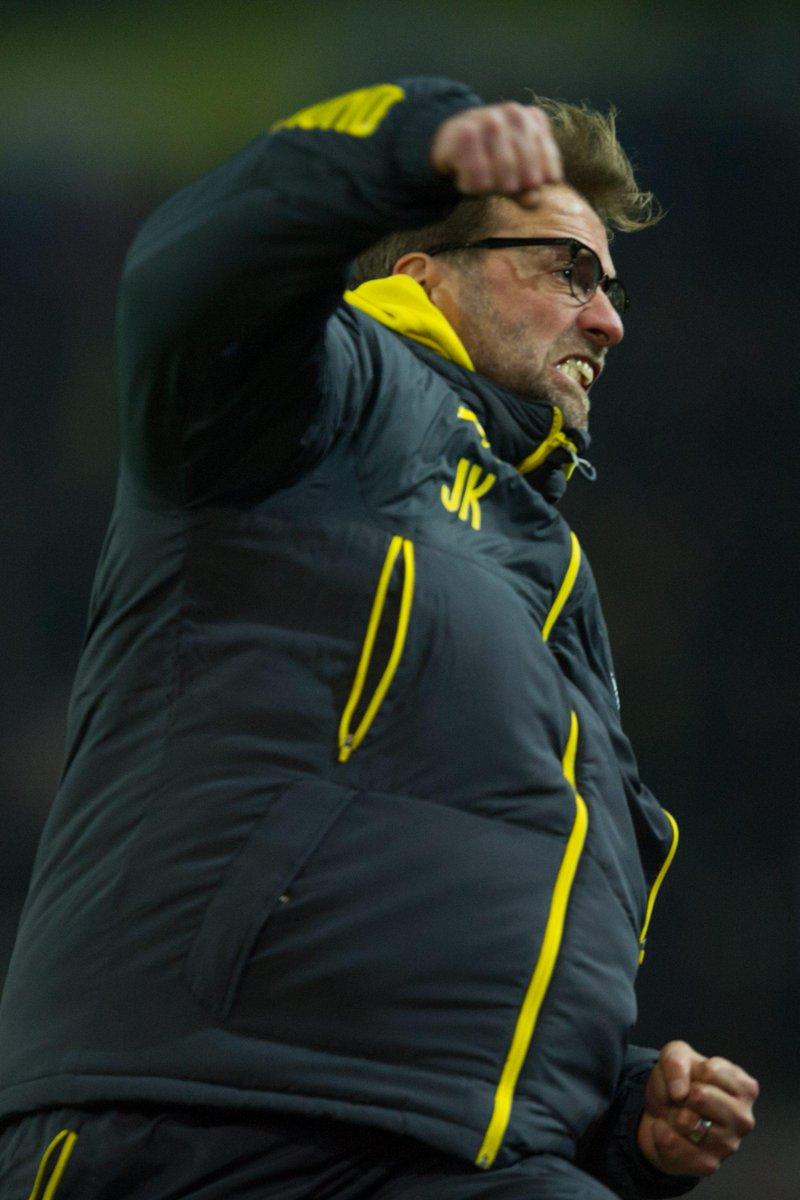Jürgen #Klopp at work! #BVB #BVBHOF http://t.co/MCOQVjrj1c
