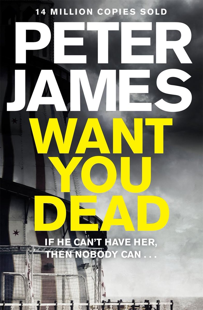 Congratulations @peterjamesuk on 5 consecutive bestselling weeks! @mcnallyrobinson #WantYouDead http://t.co/mWmLbZNpvq