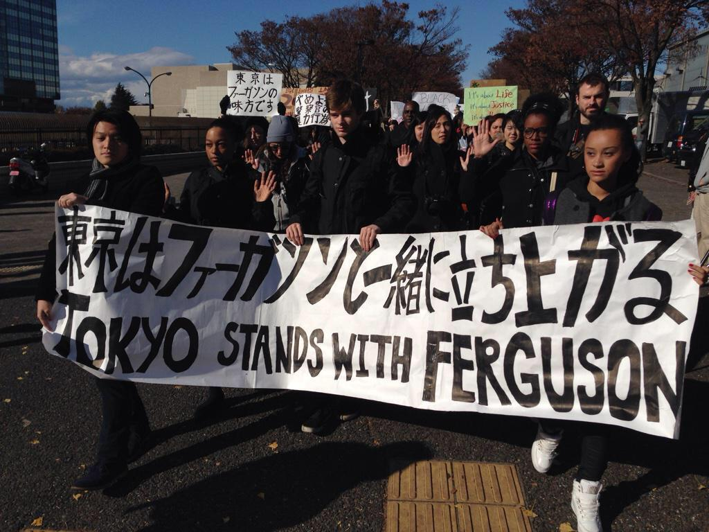 MT@Bipartisanism BREAKING:  #Tokyo Japan joins cities across America & world in support of #EricGarner #ICantBreathe http://t.co/mcuRTYV8Ha
