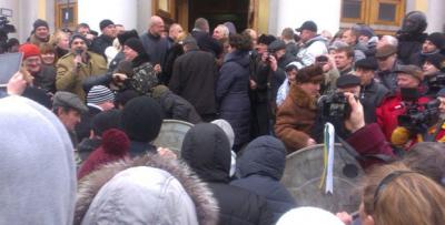 Майдан у Вінниці