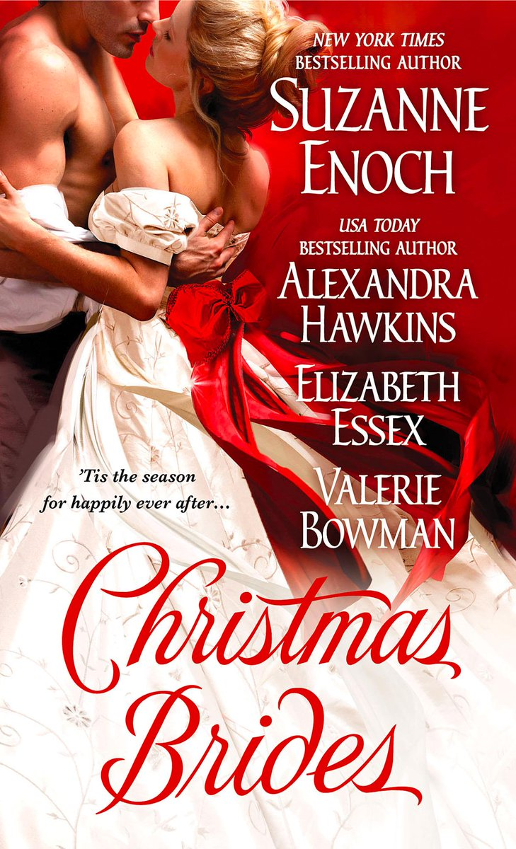 Happy Holidays! 5 copies of the Christmas Brides anthology are up for grabs at http://t.co/GLhvg8kU28 http://t.co/ZqYUAiykxu