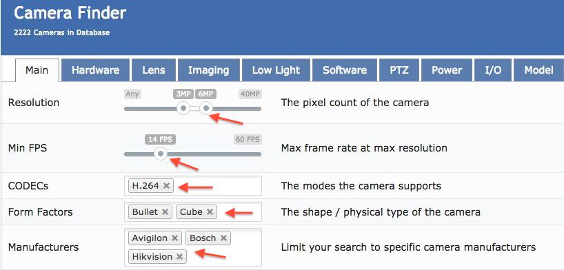 The IPVM Camera Finder is the best way to find new cameras with the most advanced search tools http://t.co/i5Lj6UiLnB http://t.co/qU8NjCg42g