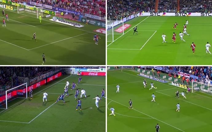 El 'piscinazo' de Cristiano culmina el mes de la vergüenza arbitral del Real Madrid http://t.co/LStT4c5VZ4 http://t.co/ub2PfZaWsQ