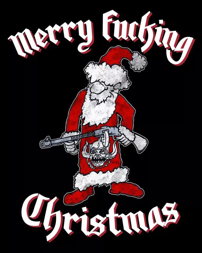 merry fucking christmas video