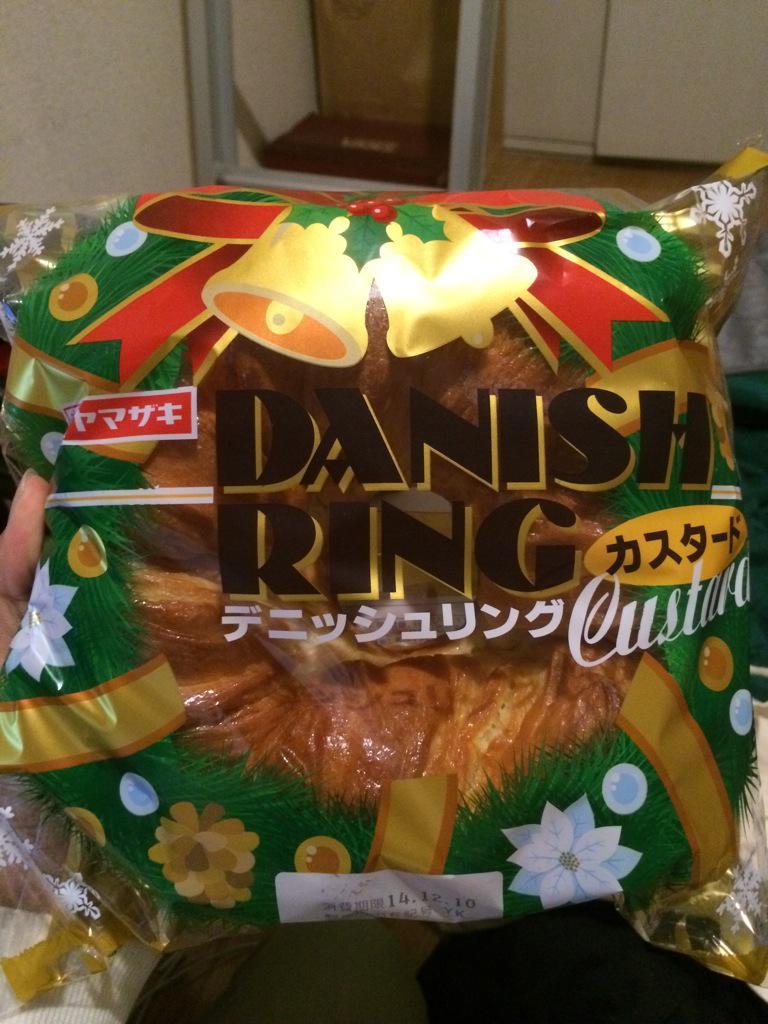 菓子パン界の核弾頭 pic.twitter.com/38yd0d0Y4Y