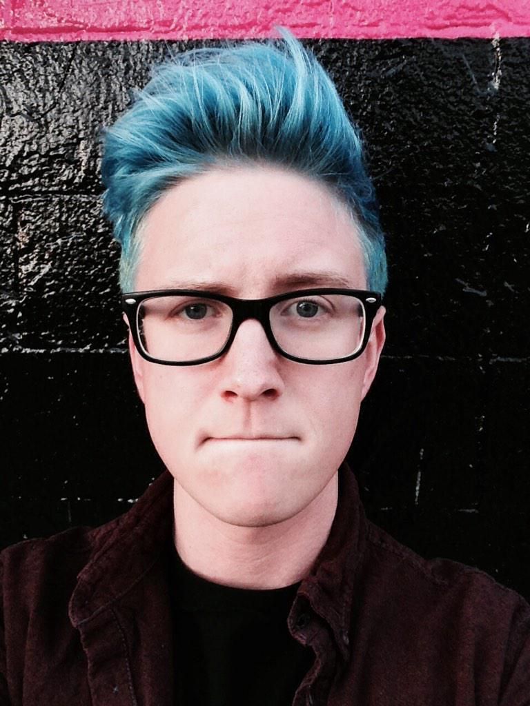 Tyler Oakley Hair 2014 | Louisiana Bucket Brigade