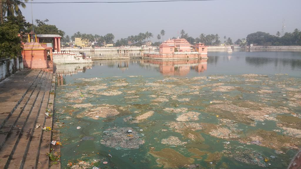 Shree Jagannath Temple Administration will do water filtering & purifying of sacred pond Narendra