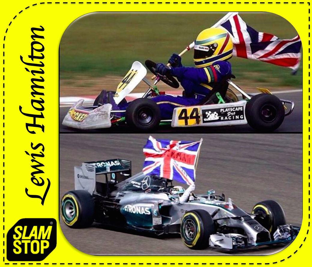 Lewis Hamilton British Champion in 1995 at age 10. Second time F1 Champion in 2014 at age 29.   #TeamLW #CarLovers http://t.co/0nak7CTpNO