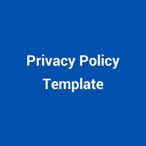 Termsfeed On Twitter Download Sample Privacy Policy Template