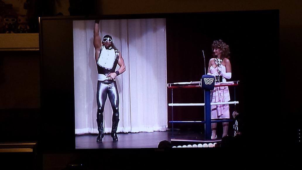 Macho Man wins best outfit for the '87 Slammies. http://t.co/KkMFm7PjrM
