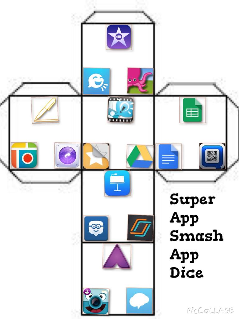 Super App Smash App Dice #aussieED 👇👇 http://t.co/aM6Ssyq6s8
