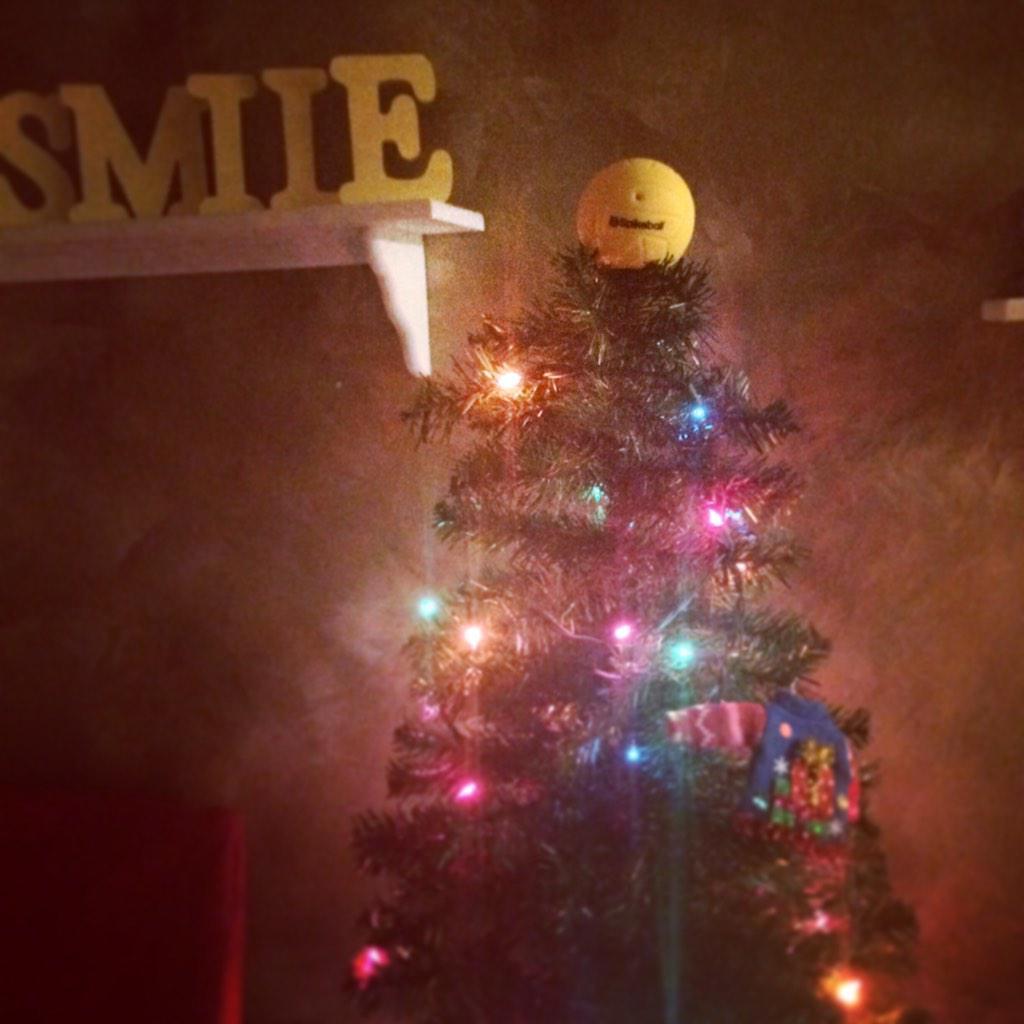 spikeball inc on twitter the best christmas tree topper around spikeball jointhemovement httptcoogd6l4n0cm - Best Christmas Tree Topper