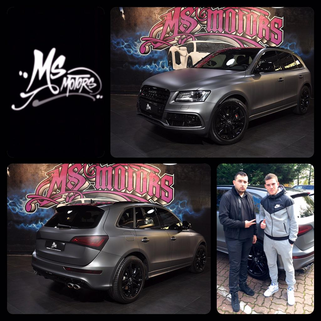 piero ms motors on twitter audi sq5 grey mat by msmotorscannes pieromsmotors for jordan. Black Bedroom Furniture Sets. Home Design Ideas