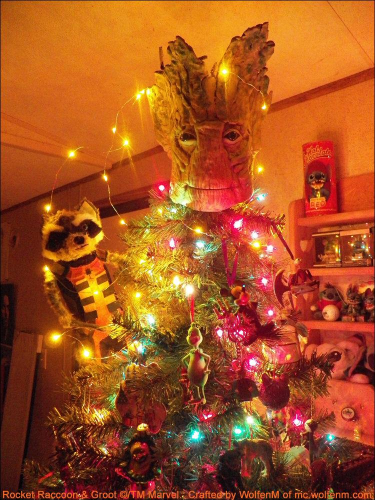 These Are The Pop Culture And Geeky Christmas Trees We Should Have Made This Year