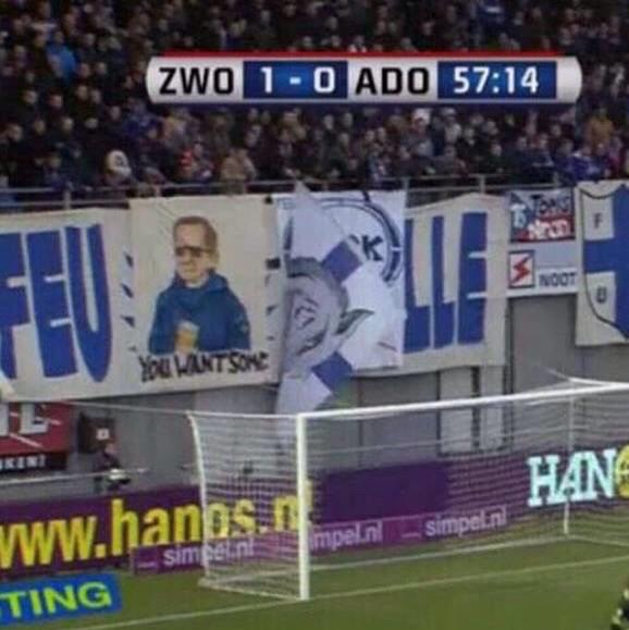 .@OnlyOneRaider made his European debut this morning in Holland #youwantsome http://t.co/p7oVFKlAXS