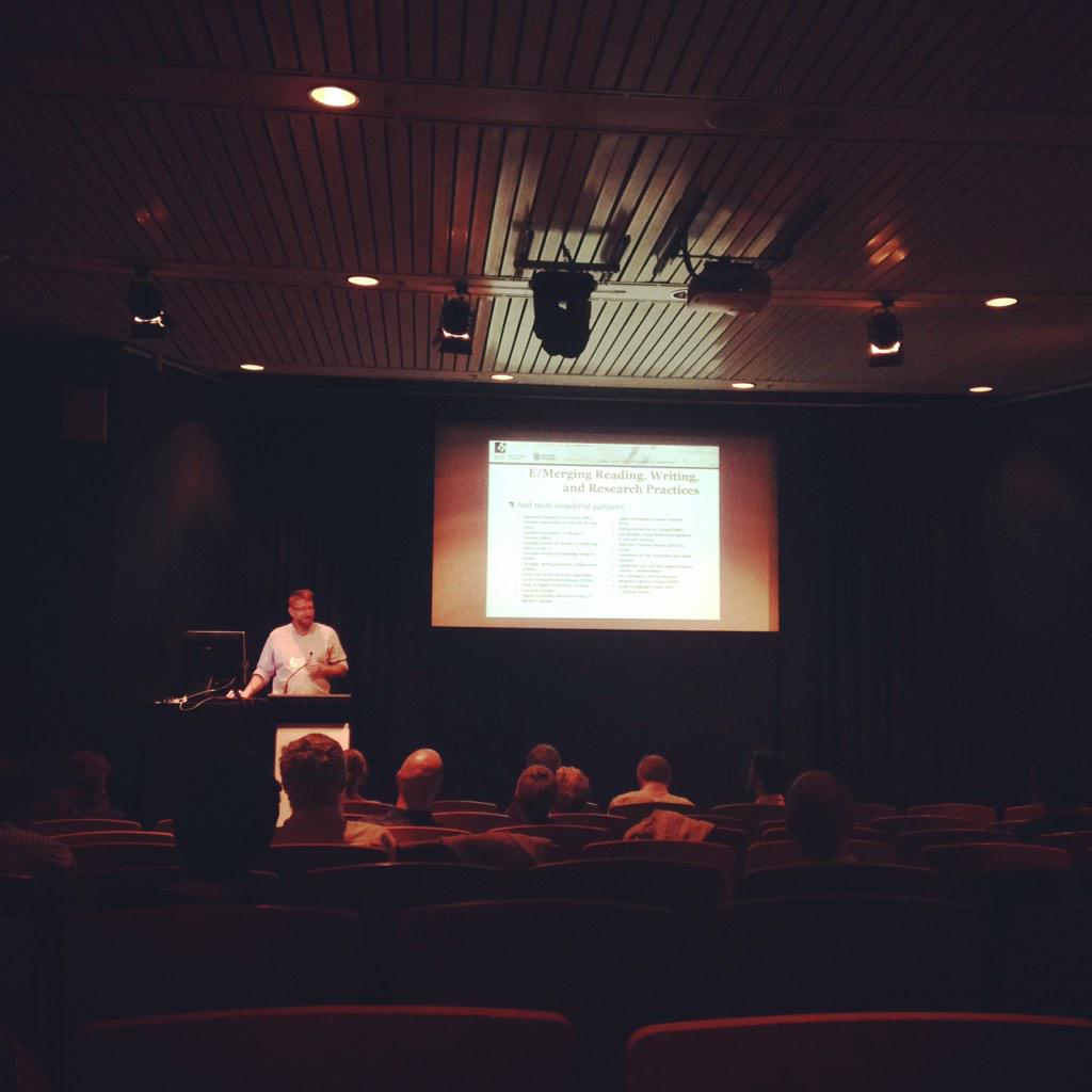 @RayS6 and @pwlarthur open #INKESydney14 at the @statelibrarynsw http://t.co/HQEiRT3hdt