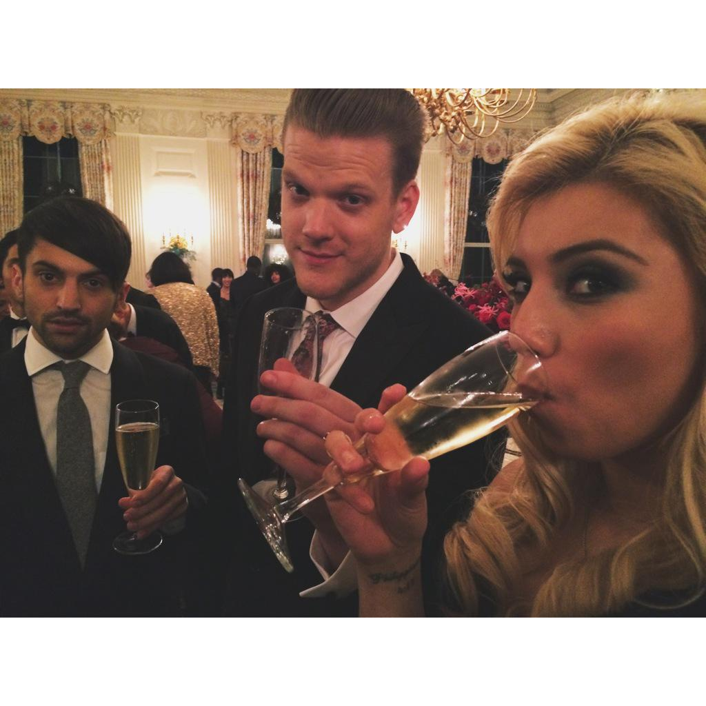 "Scott Hoying on Twitter: ""White House pre-show reception ..."