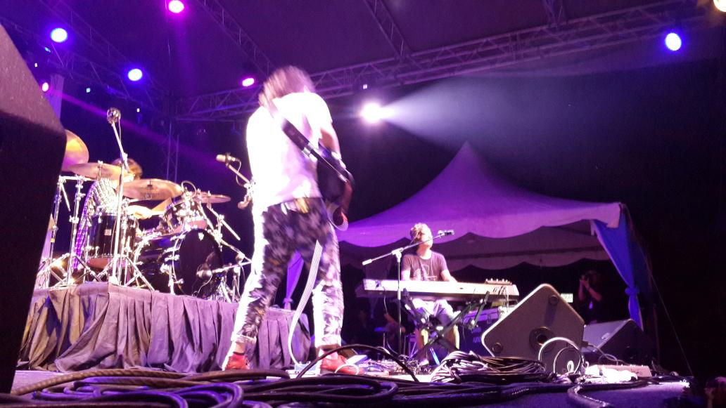 Wohooww very powerfull perfomances from @schroederheadz @PenangJazzFest lets make louds! @radiovolare jazz people http://t.co/spDxMBdqMd