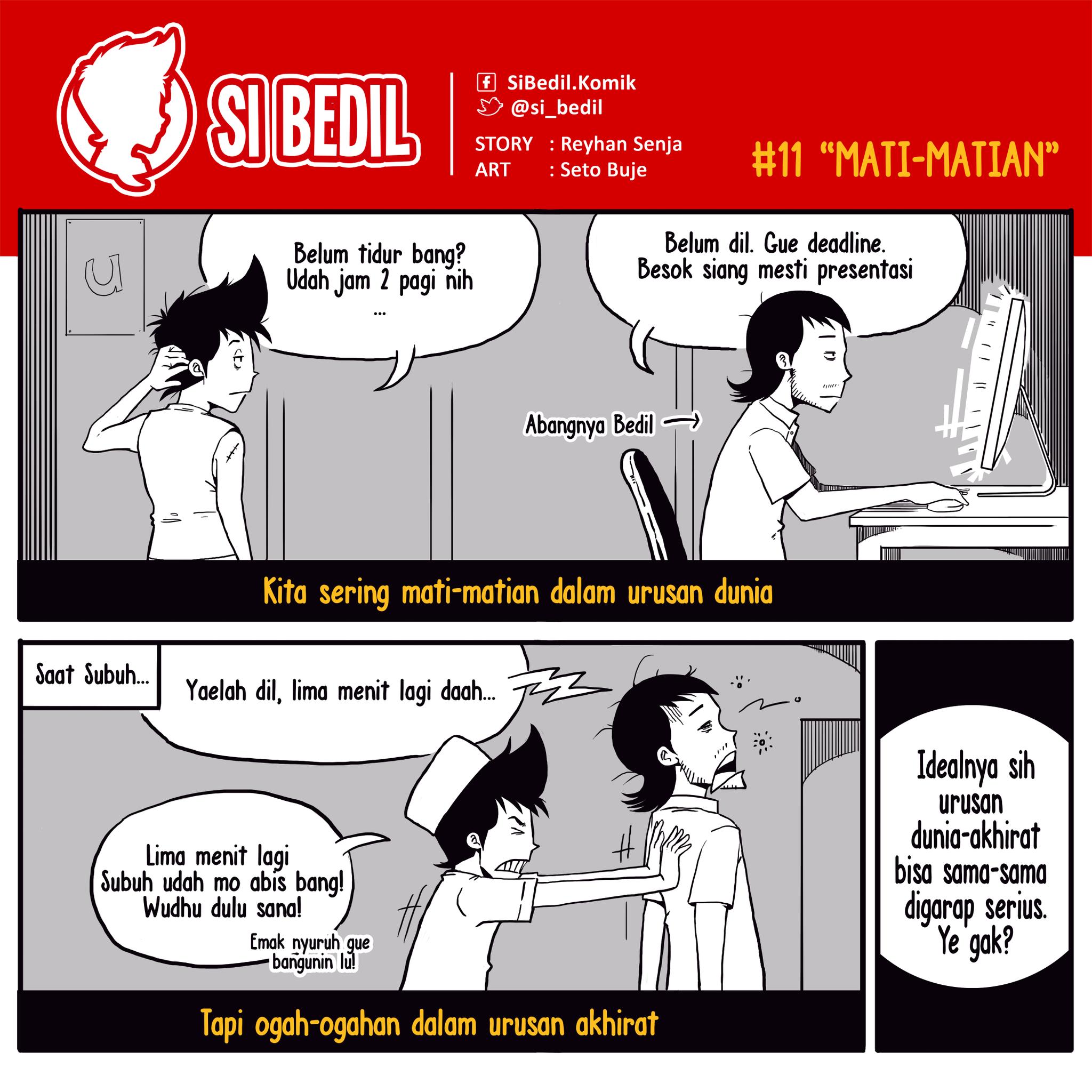 Komik Dakwah Indonesia