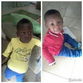 "#MissingKids ""Rafael n Michael"".Taken by maid from Magodo Estate ystday.If seen pls call (darlington) 08037071370 RT http://t.co/EI6fhvT72v"