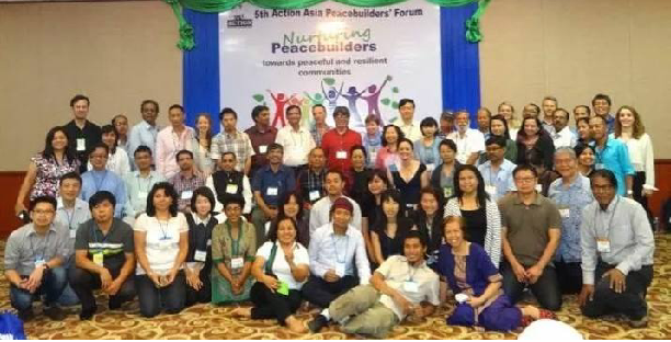 Statement of the Fifth Action Asia Peacebuilders' Forum 2014  Nurturing Peacebuilders towards Peaceful and Resilient Communities