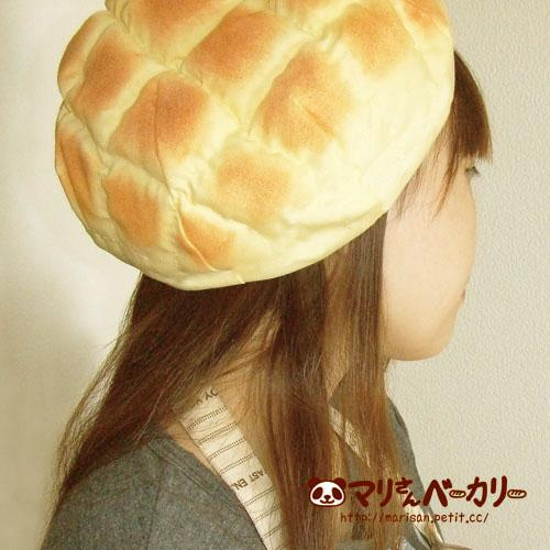 メロンパンクラスター歓喜! ついに、「かぶれるメロンパン」誕生 - ねとらぼ http://t.co/zKp2viiAfc @itm_nlab から https://t.co/buHMWXQS9Y