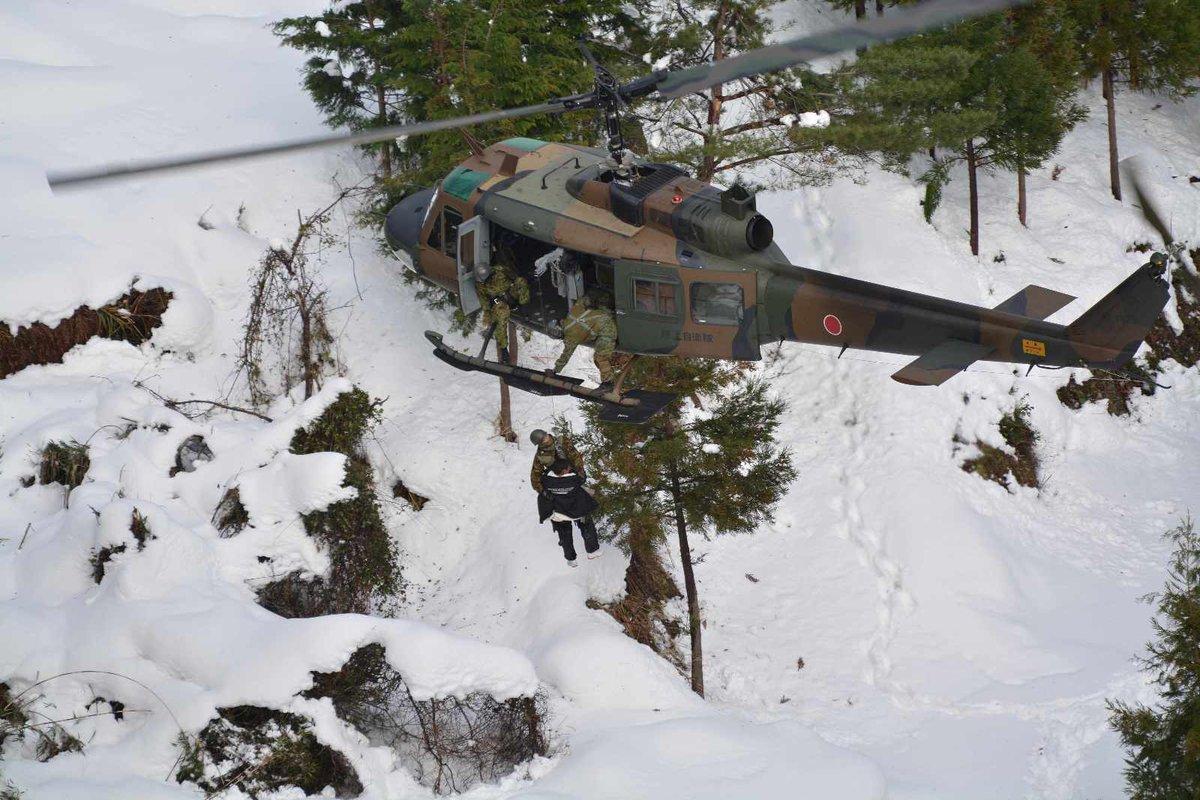 【FB掲載情報】徳島県における道路啓開に係る災害派遣について(12月8日)の記事を陸自Facebookに掲載しました。facebook.com/jgsdf.fp/posts… pic.twitter.com/zrIaLaeYhu