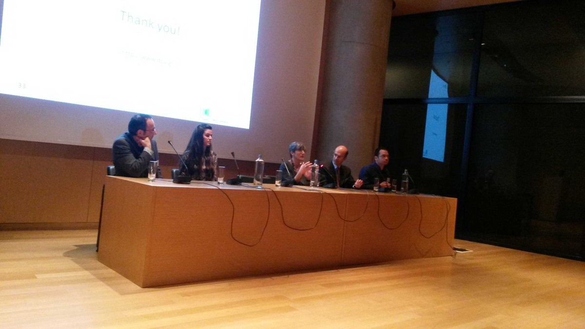 #ecultWS14 The panel of the first WinterStage session for Q&A @TagCloudProject @meschproject @LoCloudProject http://t.co/nTn5kAEnVf