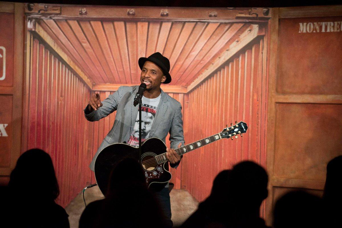 SA Comedian @TatsNkonzo WINS #MontreuxComedyContest. Read more here: http://t.co/7ExWloyiv2 http://t.co/0d3Ec16un8