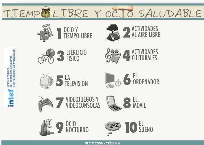 Tiempo libre y #ociosaludable http://t.co/bkbcSFiYf1 vía @educaINTEF http://t.co/atnEMPFQAD