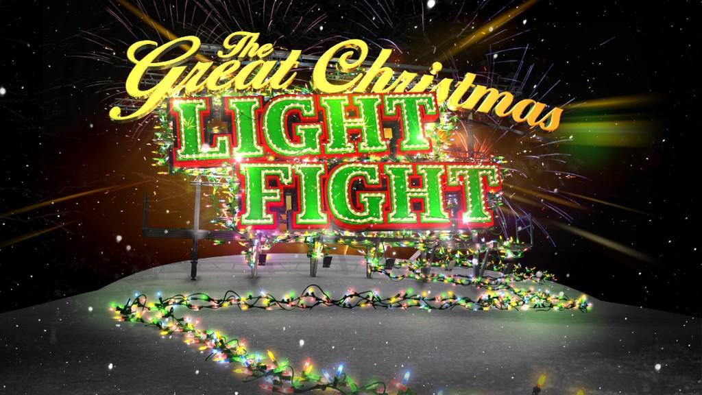 Tonight's the Night… Let the #LightFight begin ! http://t.co/avPTDKICSH
