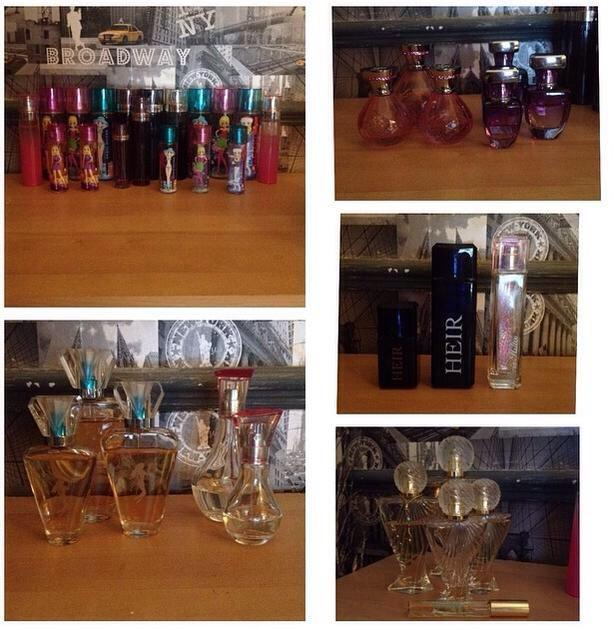 I love all my @ParisHilton perfumes. 37 and counting ✌️🙈 #PerfumeQueen #KillingIt http://t.co/ao3miYYW6x