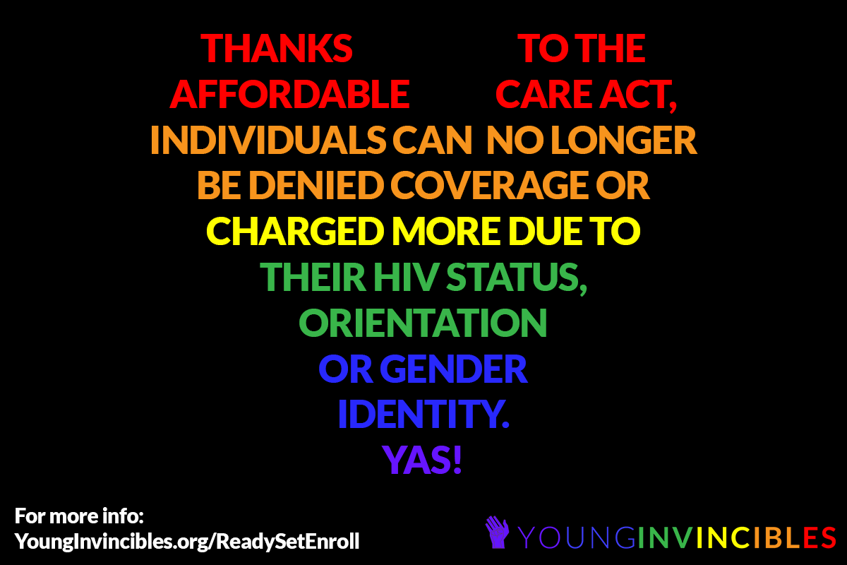 Love is love. Care is care. Make sure you #GetCovered! #MillennialMon http://t.co/HeEYyKo2r7