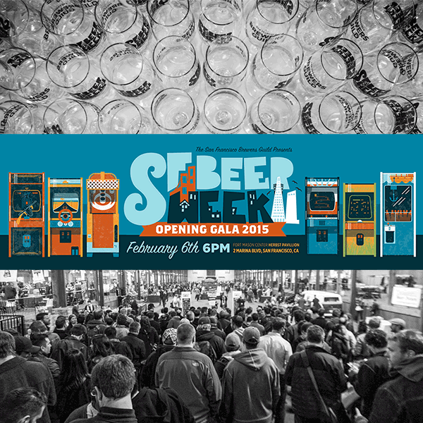 Tickets are now on sale for the #SFBeerWeek Opening Gala http://t.co/fzLjOKceZh http://t.co/lsGrAgom2x