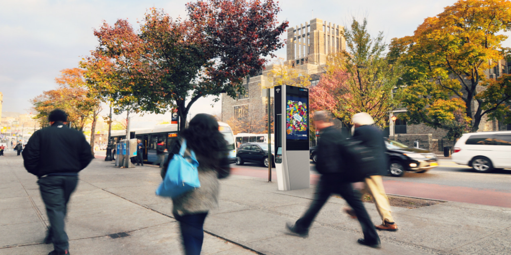 Meet #LinkNYC: Mayor @billdeblasio's proposal to turn payphones in free, fast WiFi hotspots: http://t.co/Zly401Kw4k http://t.co/MdNfOE9Mo7
