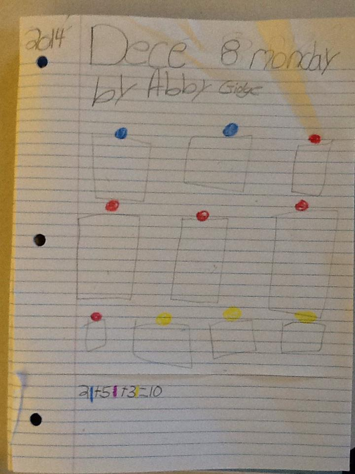 @Drawing a picture is a good math strategy for solving a problem! #mtgr1 http://t.co/gu7x1AJ9X4