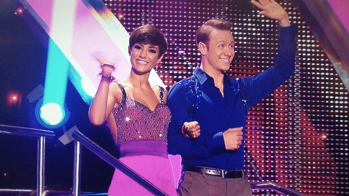 RT @Kev32awesome #TeamBridgeton coming down the stairs Saturday night :) #scd #quarterfinals