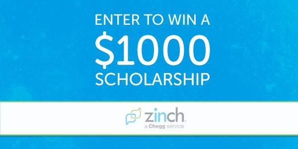 Short on time? Write a quick 3 sentence essay & you could win $1000 in scholarship money http://t.co/gYoPscjlVd http://t.co/pq8LIbd06M